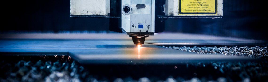 Bild von einem Trumpf Laser
